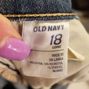 Old Navy Jeans - Old Navy 'The Flirt' Jeans